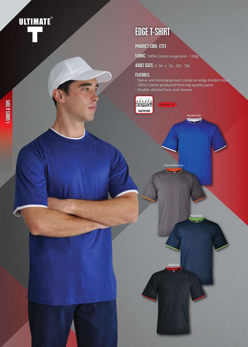 9137f2812b40 T-Shirt Manufacturers in Cape Town - Corporate Clothing